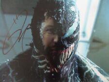 """Tom Hardy """"Venom"""" 8x10 Signed Photo Auto"""