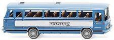 "Wiking 070901-H0 1:87 - Autocar (MB O 302) ""Touring"" - Nuevo en EMB. orig."
