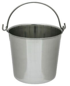 Lindy's Stainless-Steel Pail: 13 Qt