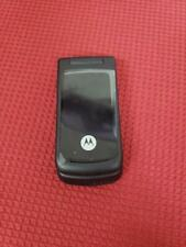 Motorola W270 Flip Cell Phone in Black (New, no box, Accessories included)