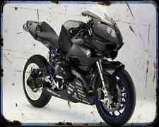 Bmw Sport Boxer A4 Metal Sign Motorbike Vintage Aged