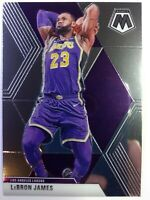 2019-20 Panini Mosaic LeBron James #8, Los Angeles Lakers