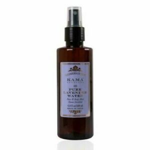 Kama Ayurveda Pure Lavender Water Face and Body Mist, 50 ml,200ml