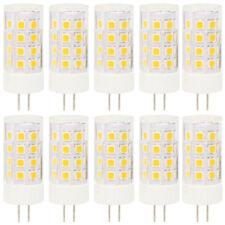 10er G4 LED Leuchtmittel Stiftsockellampe 5Watt 12V AC/DC 36 SMD 2835 Warmweiß