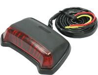 DRC Tail Light with Red Lens D45-29-330