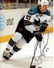 JEREMY ROENICK signed autographed NHL SAN JOSE SHARKS photo