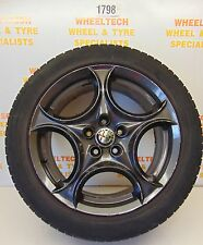 ALFA ROMEO BRERA ALLOY WHEEL ONLY 225/50R17 NEEDS REPLACEMENT TYRE
