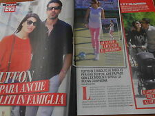 Eva.Gigi Buffon,kkk
