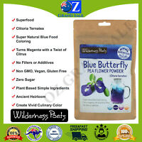 Wilderness Poets, Blue Butterfly Pea Flower Powder, 3.5 oz (99 g)