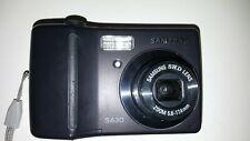 Samsung S630 6.0MP Digital Camera - Black