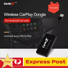 Carlinkit Bluetooth Apple CarPlay Dongle Wireless Android Auto Android adapter