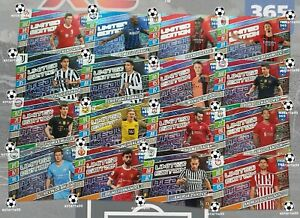PANINI Adrenalyn XL FIFA 365 2022 Limited Editions - Cards to Choose -