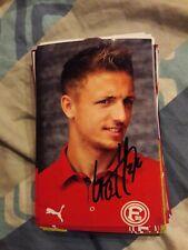 Signiertes Foto Timm Golley Fortuna Düsseldorf  NEU