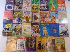 Lot of 27 Dog Themed Children's Chapter Books~Puppy Tales~Stepping Stones