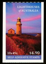 Australia 2052a Mint Nh, 2002 Sa Lighthouses Booklet