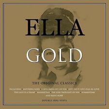 ELLA FITZGERALD - GOLD - 180GR 2 VINYL LP NEW+