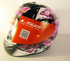 LS2 FF351 MOTORRAD HELM für Damen Gr.XS (53) sicherheit Radhelm K6