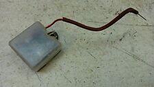 1979 Suzuki GS750L GS750 GS 750 S382-4' small fuse panel part