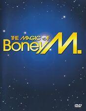 The Magic of Boney M. [DVD] by Boney M. (DVD, Dec-2006, Farian)