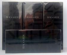 4 x AVON Black Suede Eau de Toilette Natural Spray 125ml - 4.2oz