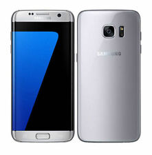 SAMSUNG GALAXY S7 EDGE G935F 4gb 32gb Argento Octa Core Android 6 4g Smartphone