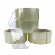 """StarBoxes 2"""" x 110yds, 2.1 mil, 36 rls/cs, Clear Acrylic Carton Tape"""