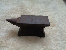 small metal anvil 4 inches long for lots of use