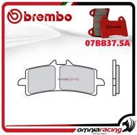 Brembo SA pastillas freno sinterizado frente para Ducati Monster 1200S 2014>