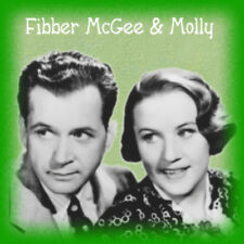 Fibber McGee and Molly Old Time Radio Shows - 621 MP3s on DVD + Buy 3 Get 1 FREE