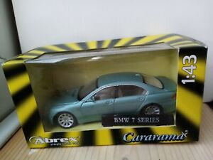 Cararama BMW 7 SERIES 1:43 SCALE BLUE 4 DOOR I