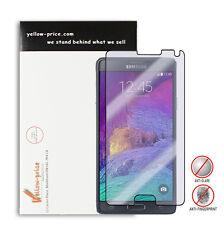 Premium Anti-Glare Screen Film Display Protector For Samsung GALAXY Note 4 N9100