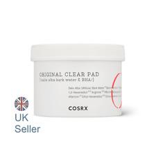 COSRX One Step Original Clear Pad Acne Pimple(70pcs),blemish-free skin,UK Seller