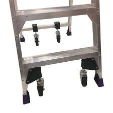 Bailey LADDER CASTOR ACCESSORY KIT FS13584 Improves Mobility & Productivity