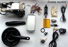 48V450W mid drive motor kit for ebike 3speed brushless gear motor