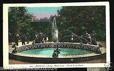 251.-SEVILLA -Parque de Ma. Luisa-Fuente de las Ranas (L.Roisin)