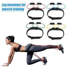 Adjustable Waist Belt Pedal Exerciser for Body building Workout Gym Fitness Band
