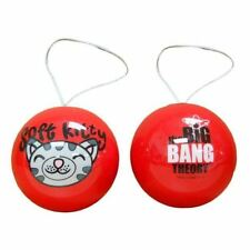 2 SET LOT BIG BANG THEORY SHELDON SOFT KITTY HOLIDAY XMAS TREE BALL ORNAMENT NEW
