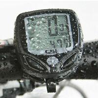 Tachimetro bici ciclismo MTB impermeabile Contachilometri bicicletta senza fili