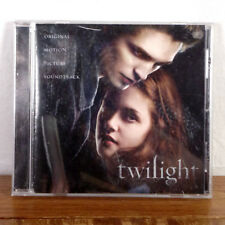 Twilight OST Soundtrack Iron & Wine Paramore Muse + More CD 08 playgraded M-