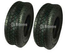 2  Turf Tires 160 509  4 Ply Tubeless 16x6.5-8 Lawn Mowers Garden Tractors