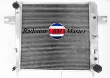 2481 Aluminum Radiator For 2002-2006 Jeep Liberty V6 3.7L 2003 2004 2005 3Row