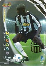 FOOTBALL CHAMPIONS 2004-05 Lilian Thuram PROMO L6 Juventus LEGA FOIL ITA WIZARD