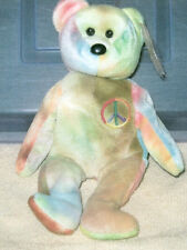 TY - THE BEANIE BABIES COLLECTION - PEACE BEAR