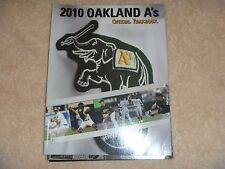 Oakland Athletics 2010 Yearbook
