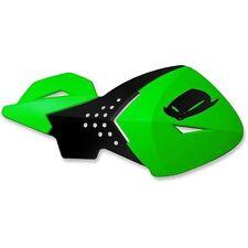UFO Universal Motocross Enduro Escalde Handguards With Fixing Bracket Green 1646