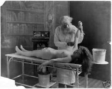 1900s Fitz Guerin Female Woman Pre Autopsy Photo 8x10