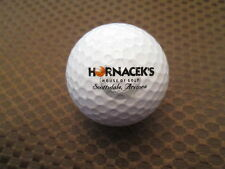 Logo Golf Ball-Hornacek'S House Of Golf.Scottsdale, Arizona.