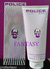 POLICE PROFUMI TO BE (OR NOT TO BE) WOMAN INTENSE SHOWER GEL ML.400