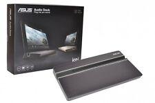 Asus Audio Dock grau Micro USB Docking Station inkl. 36W Netzteil für Asus Eee P