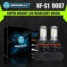 2 x 9007 HB5 1620W LED Headlight Conversion 243000LM Bulbs 6500K HIGH & LOW Beam